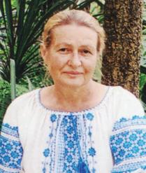 Borysenko, Valentyna