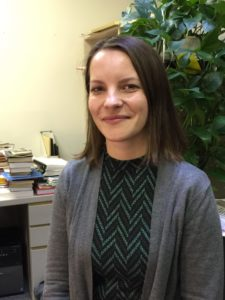 2019 Visiting Scholar in Holodomor Studies: Dr. Iryna Skubii