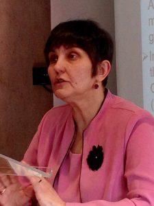 2017 Visiting Scholar in Holodomor Studies: Dr. Myroslava Antonovych
