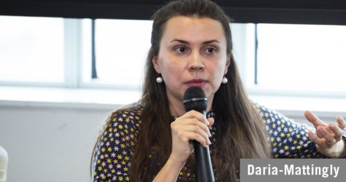 "Partner ""The Holodomor: 85 Years Later"" Danyliw Research Seminar on Contemporary Ukraine 2"