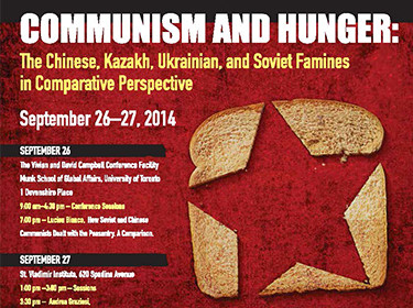 Main image Communism and Hunger: The Ukrainian, Chinese, Kazakh, and Soviet Famines in Comparative Perspective