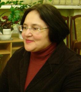 Kateryna Lobuzina